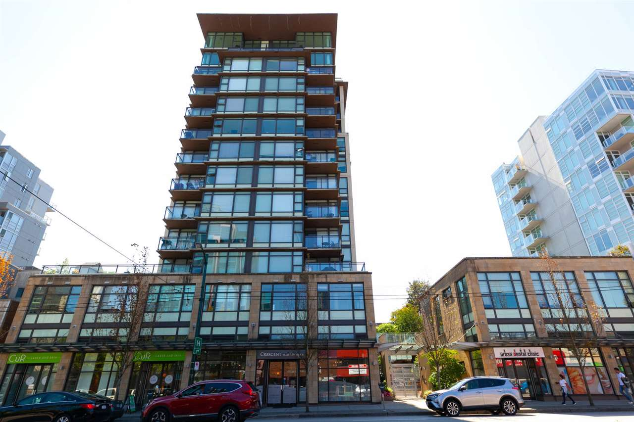 709 1068 W BROADWAY - Fairview - Vancouver