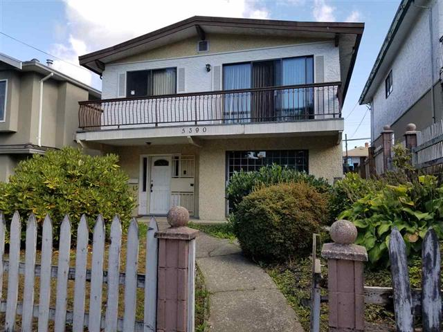 5390 CECIL STREET - Collingwood - Vancouver