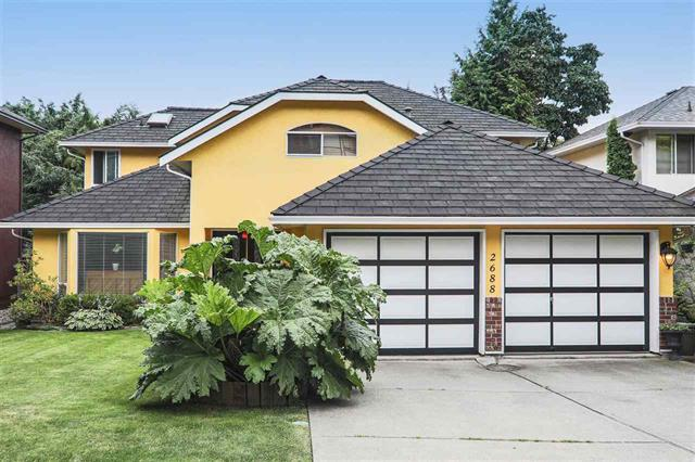 2688 TEMPE KNOLL DRIVE - Tempe - North Vancouver