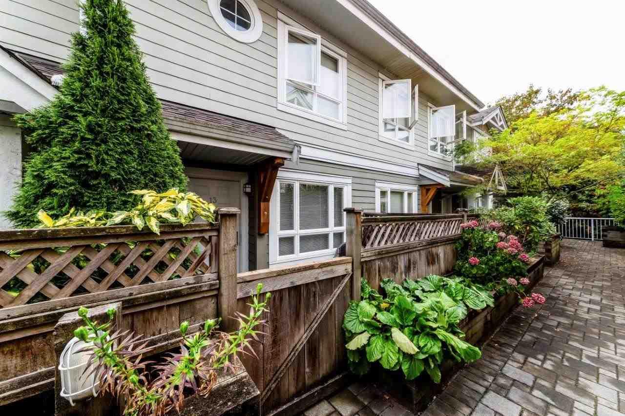 13 915 TOBRUCK AVENUE - Hamilton - North Vancouver