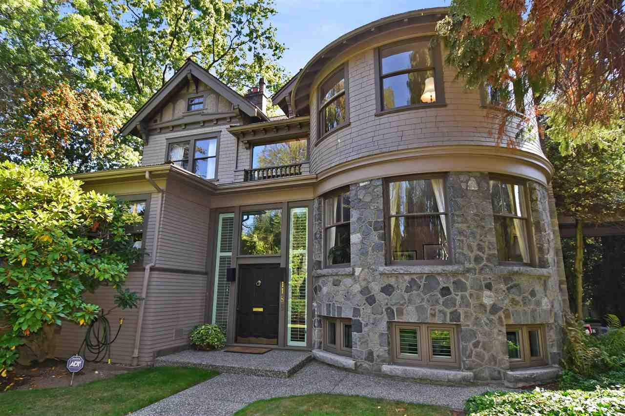 1188 LAURIER AVENUE - Shaughnessy - Vancouver