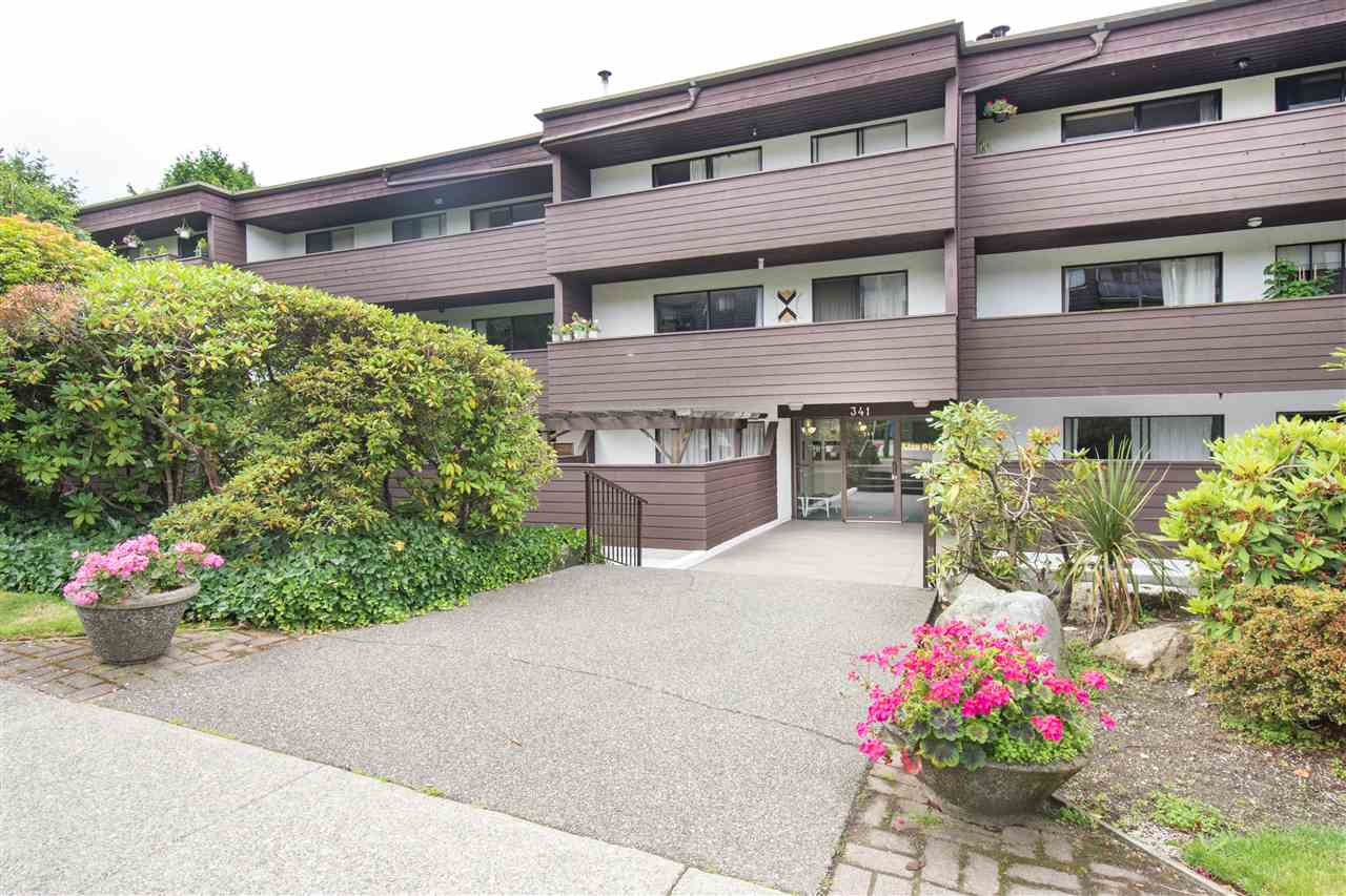 208 341 W 3RD STREET - Lower Lonsdale - North Vancouver