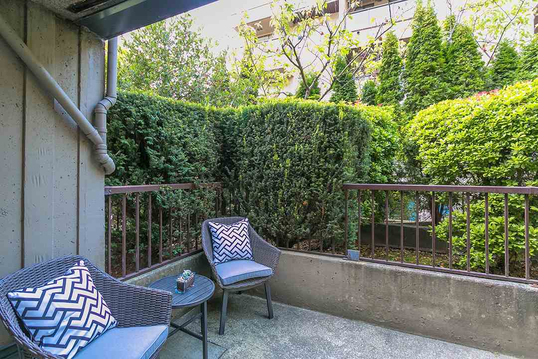 306 1040 PACIFIC STREET - West End - Vancouver