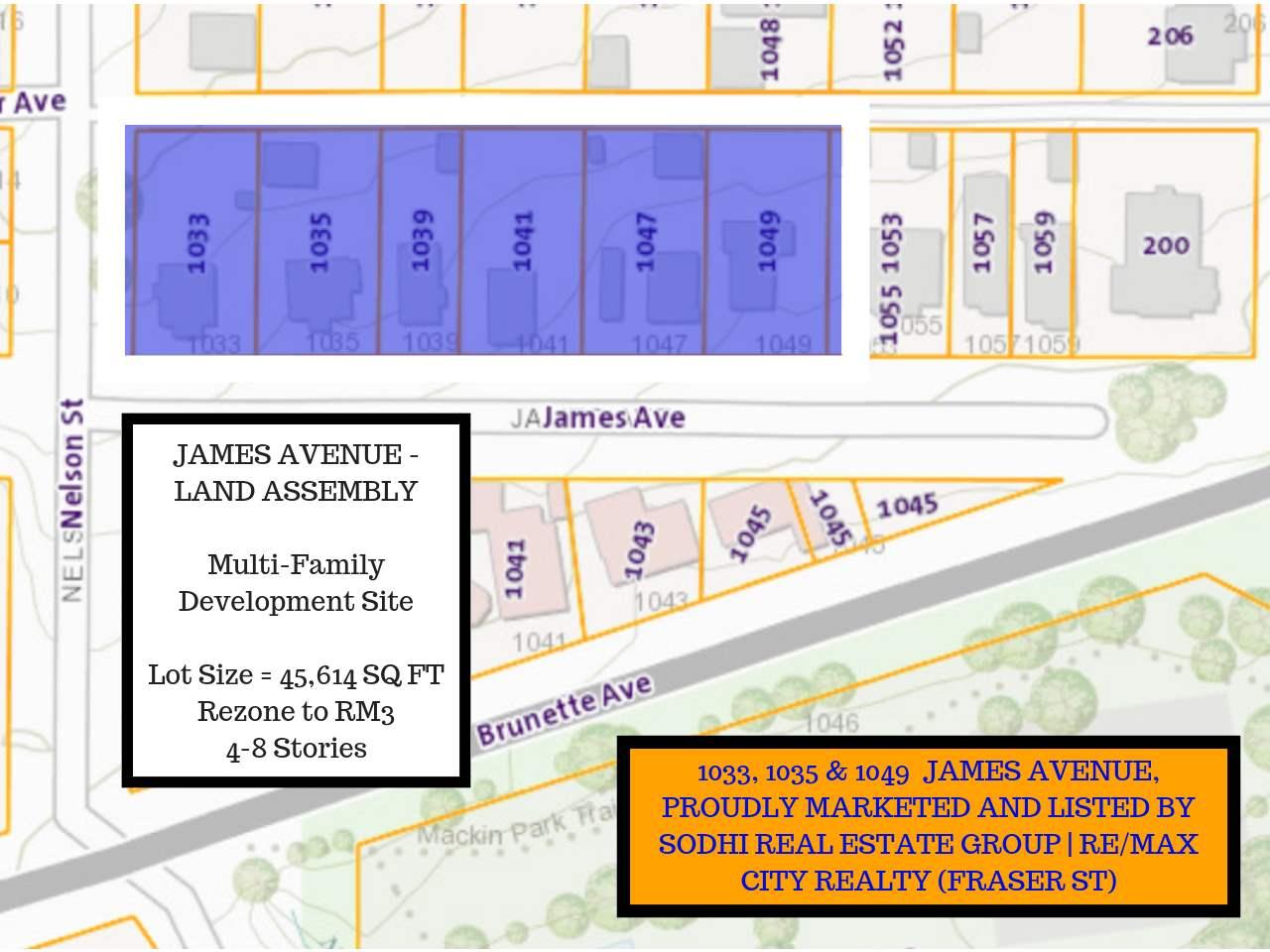 1033 JAMES AVENUE - Maillardville - Coquitlam