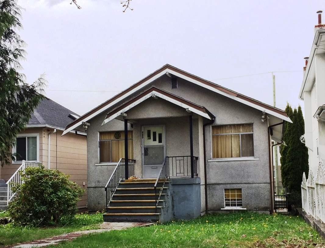 985 LILLOOET STREET - Renfrew - Vancouver
