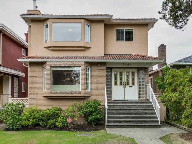 2761 W 23RD AVENUE - Arbutus - Vancouver
