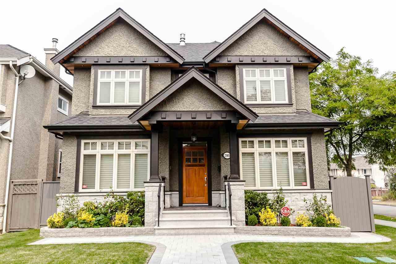 2905 W 22ND AVENUE - Arbutus - Vancouver
