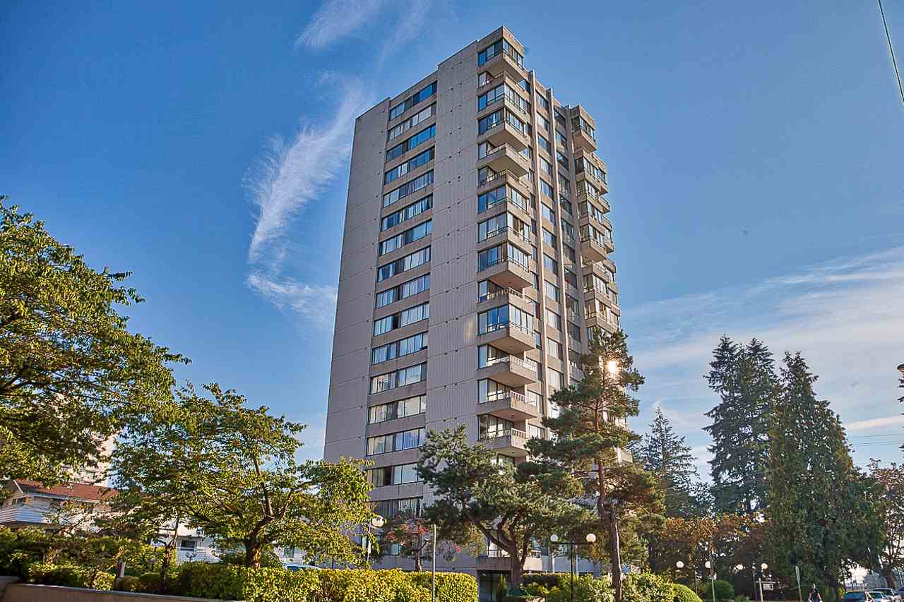 1405 -  740 HAMILTON #1405 Uptown NW, New Westminster (R2305554)