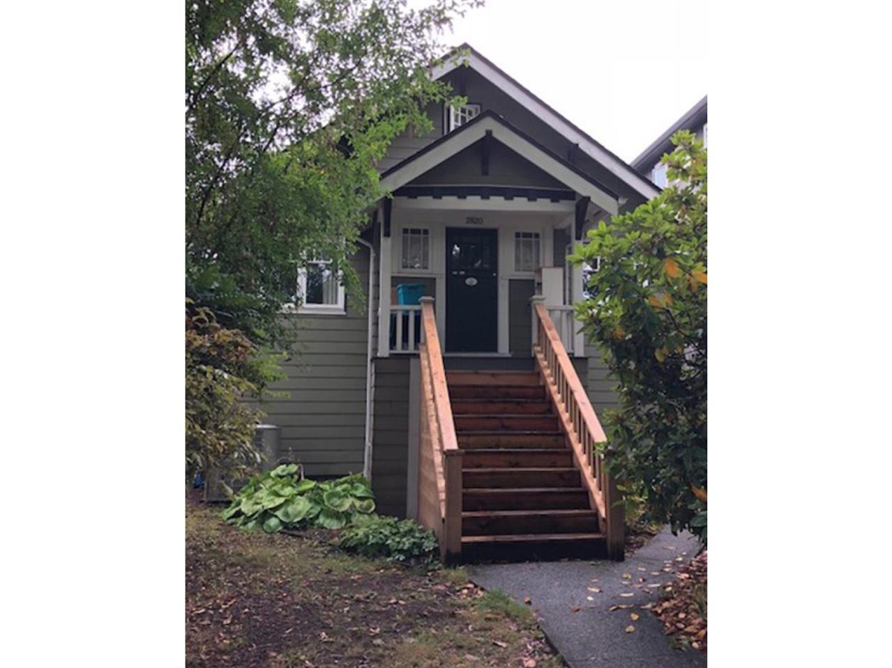 2820 W 13TH AVENUE - Kitsilano - Vancouver