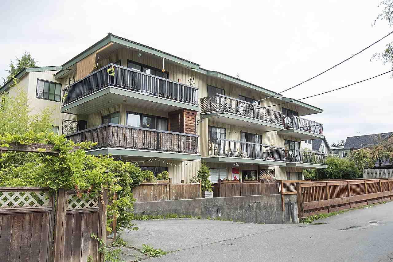 204 1622 FRANCES STREET - Downtown - Vancouver