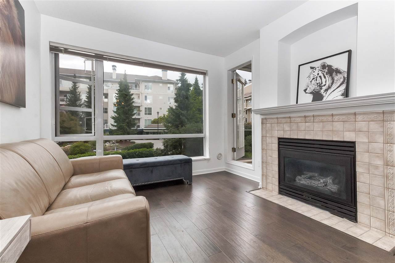 320 3629 DEERCREST DRIVE - Roche Point - North Vancouver