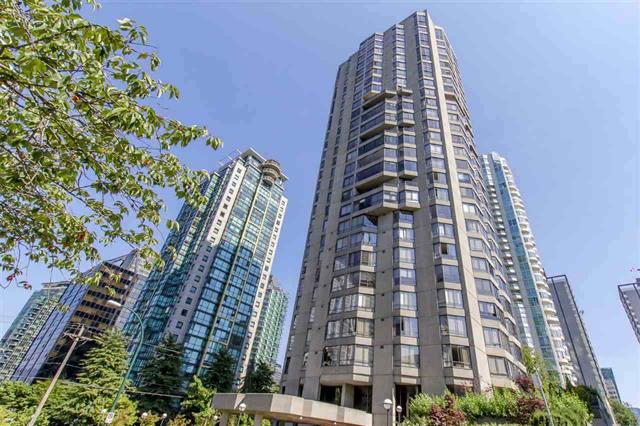 1601 738 BROUGHTON STREET - West End - Vancouver