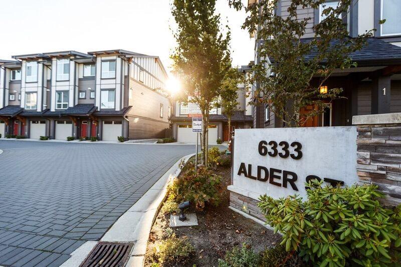 8 6333 ALDER STREET, 641