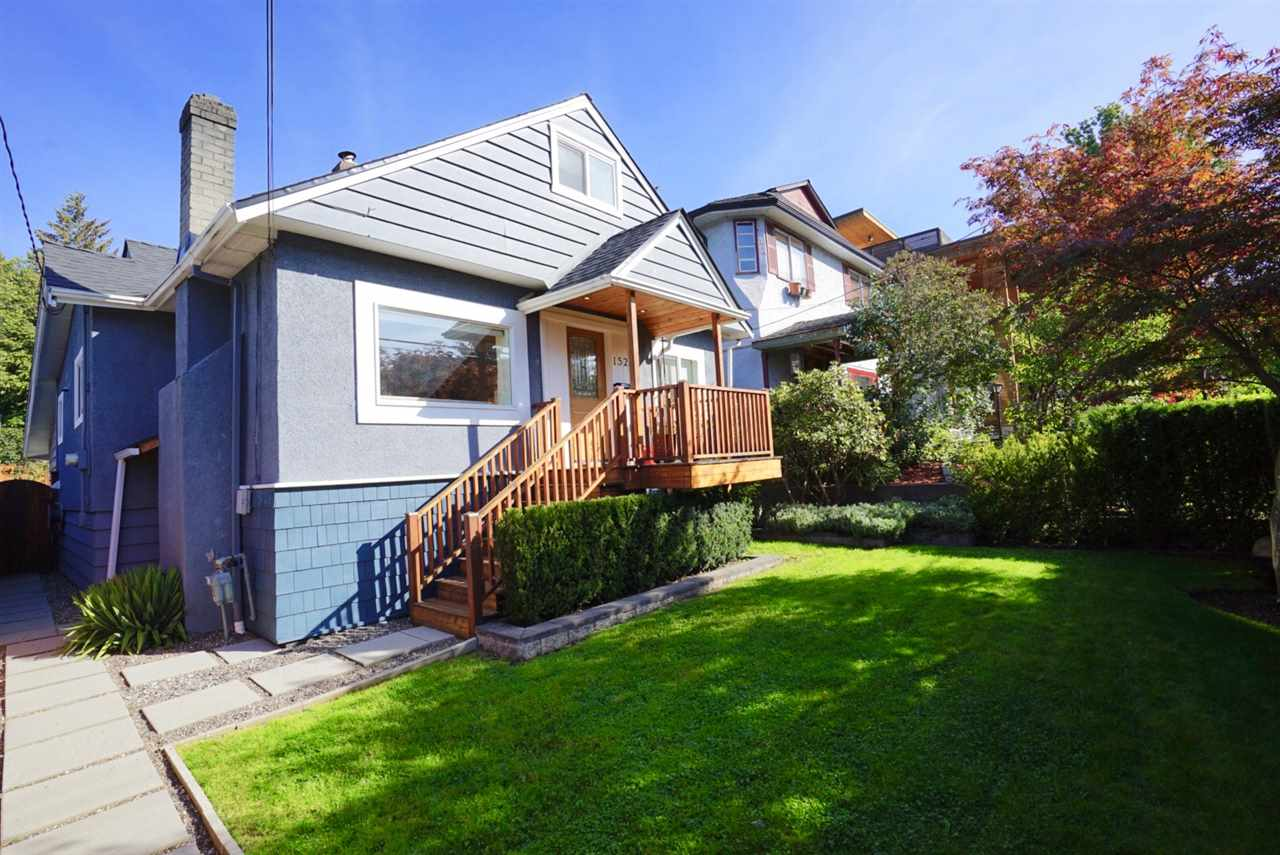 152 W 23RD STREET - Central Lonsdale - North Vancouver