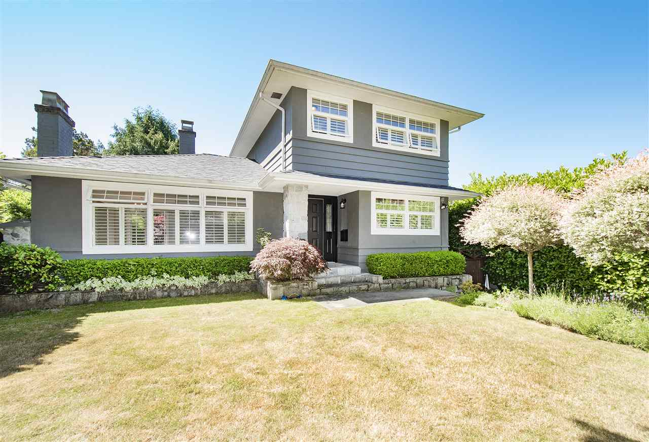 1036 KINGS Sentinel Hill, West Vancouver (R2309491)