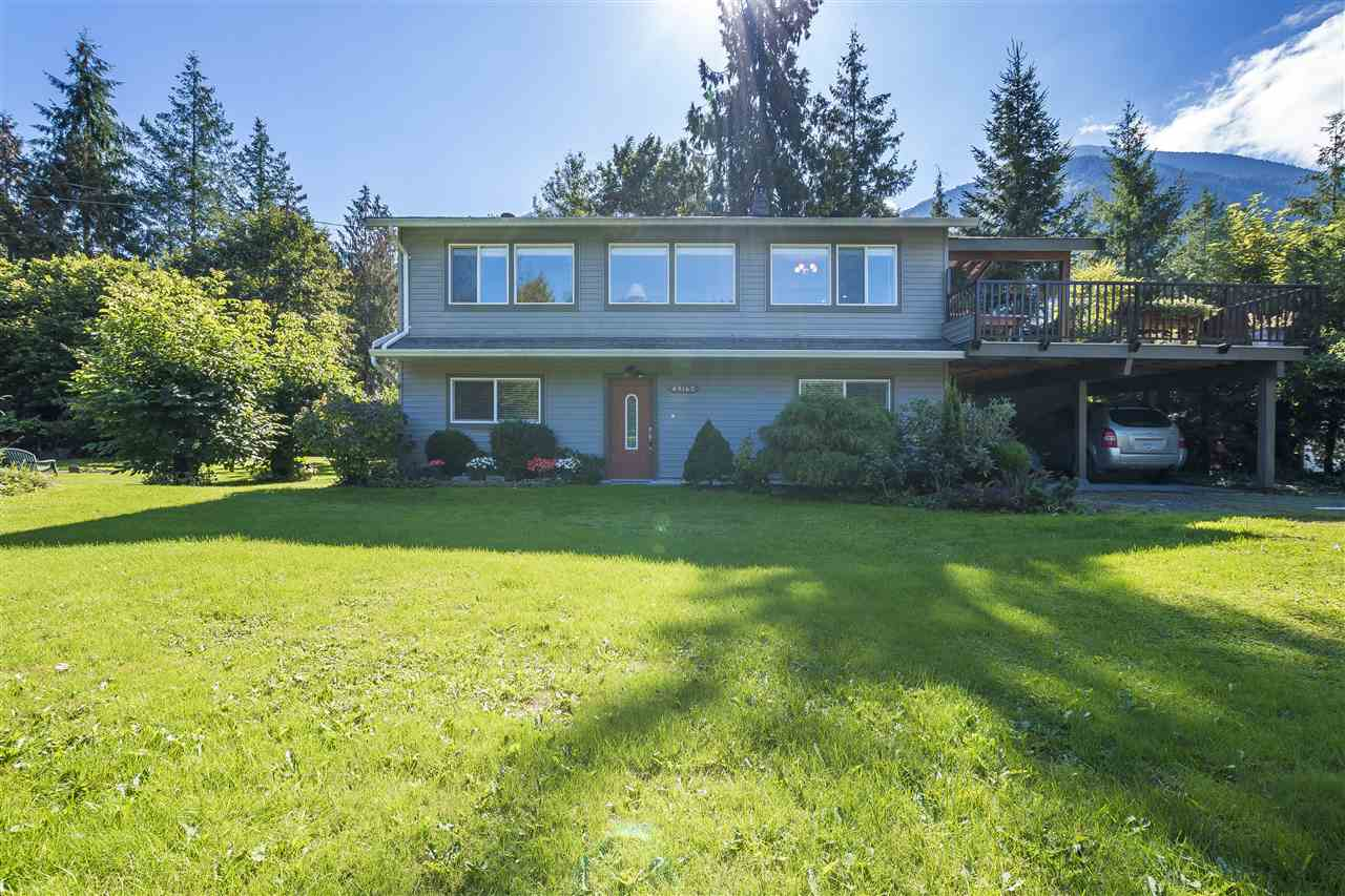 49160 BELL ACRES ROAD, Sardis - Chwk River Valley