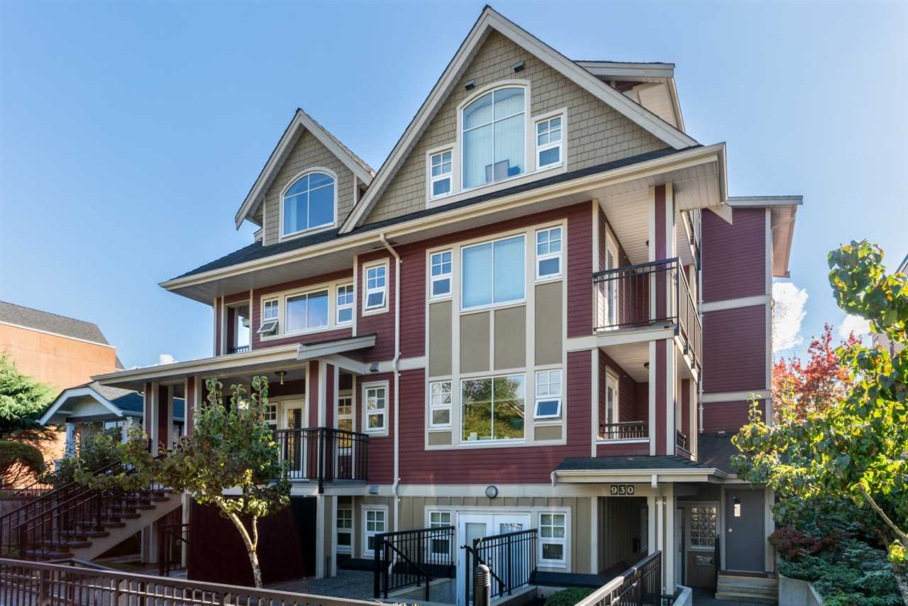 205 930 W 16TH AVENUE - Cambie - Vancouver