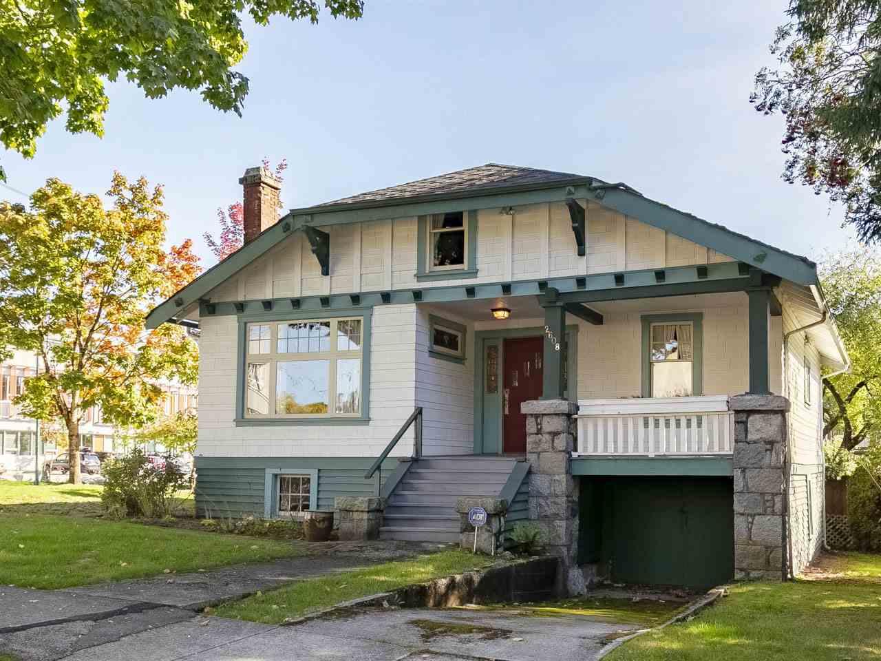 2608 W 11TH AVENUE - Kitsilano - Vancouver