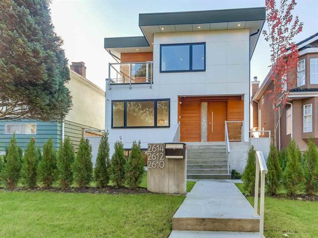 2614 E 18TH AVENUE - Renfrew Heights - Vancouver