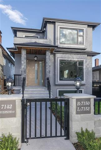 7142 INVERNESS STREET - South Vancouver - Vancouver