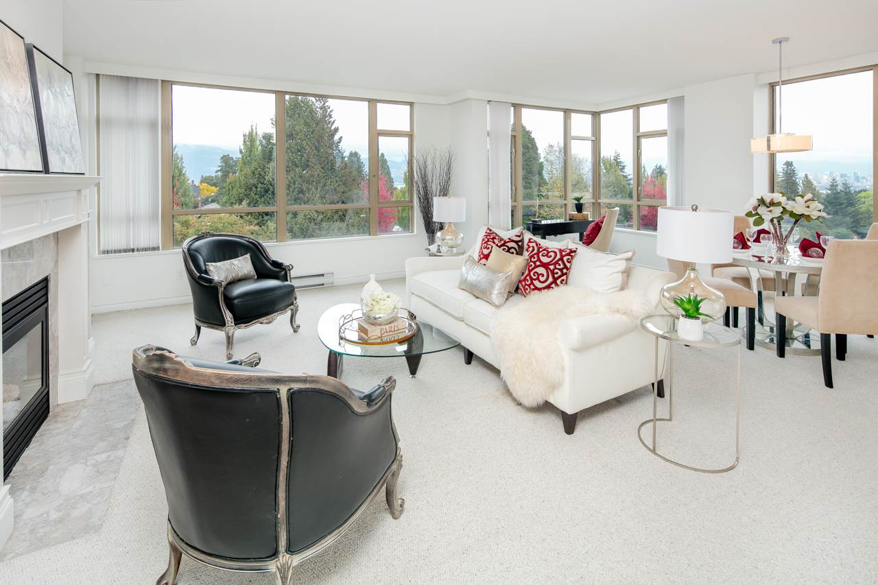 502 2580 TOLMIE STREET - Point Grey - Vancouver