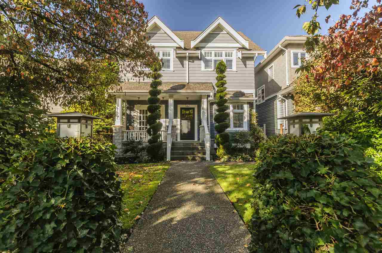 6093 HOLLAND STREET - Southlands - Vancouver