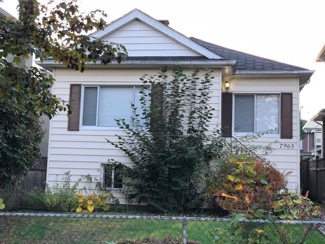7963 MONTCALM STREET - Marpole - Vancouver
