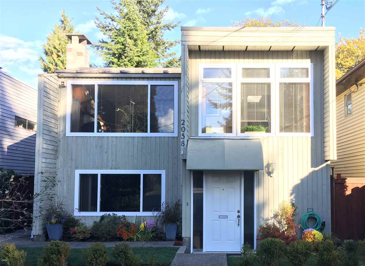 2058 MOUNTAIN HIGHWAY - Westlynn - North Vancouver