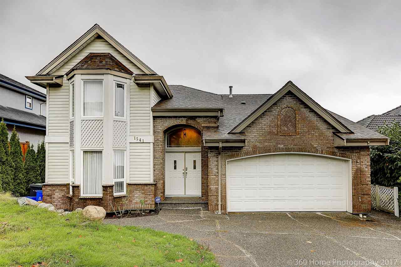 1541 EAGLE MOUNTAIN DRIVE, Coquitlam