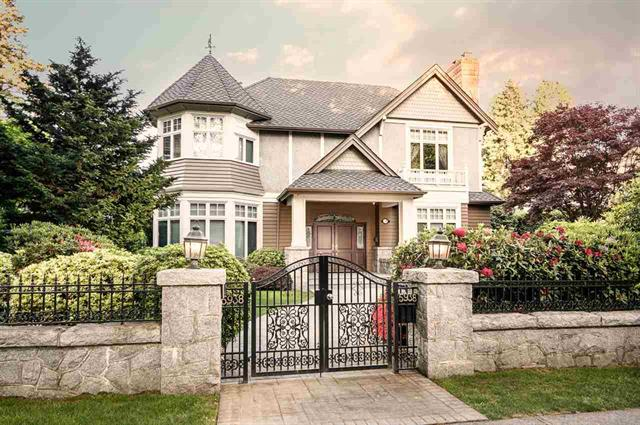 5938 ADERA STREET - South Granville - Vancouver