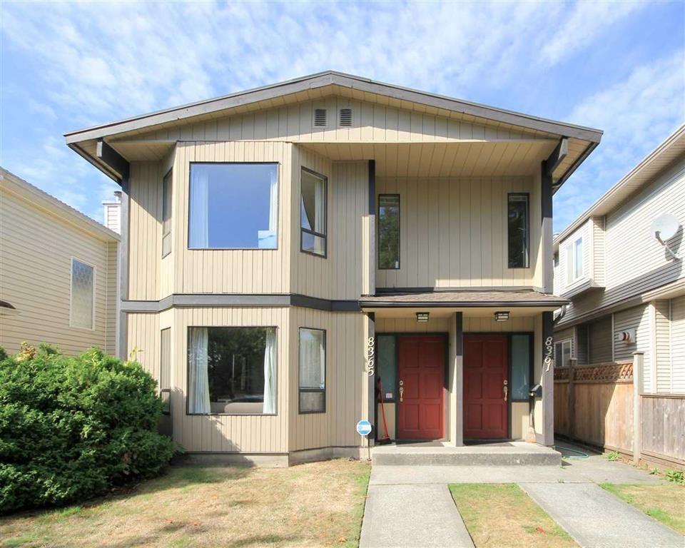 8361-8365 CARTIER STREET - Marpole - Vancouver