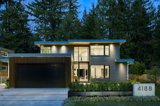 4188 VIRGINIA CRESCENT - Canyon Heights - North Vancouver
