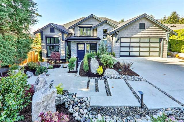 4477 RUSKIN PLACE - Forest Hills - North Vancouver