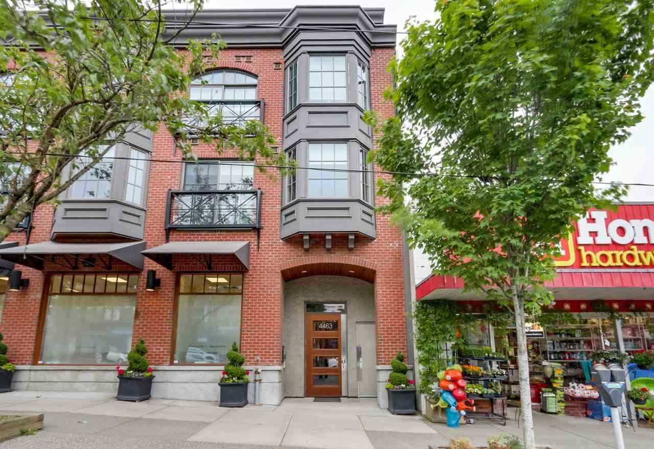 205 4463 W 10TH AVENUE - Point Grey - Vancouver