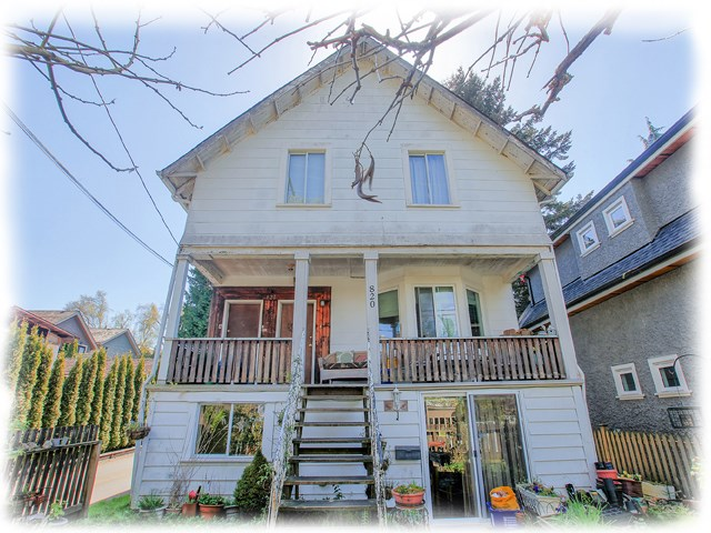 820 W 23RD AVENUE - Cambie - Vancouver