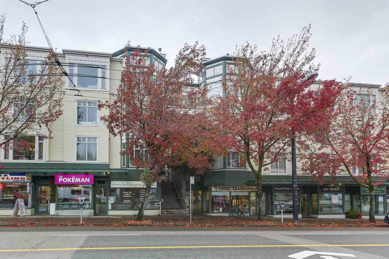 403 3727 W 10TH AVENUE - Point Grey - Vancouver