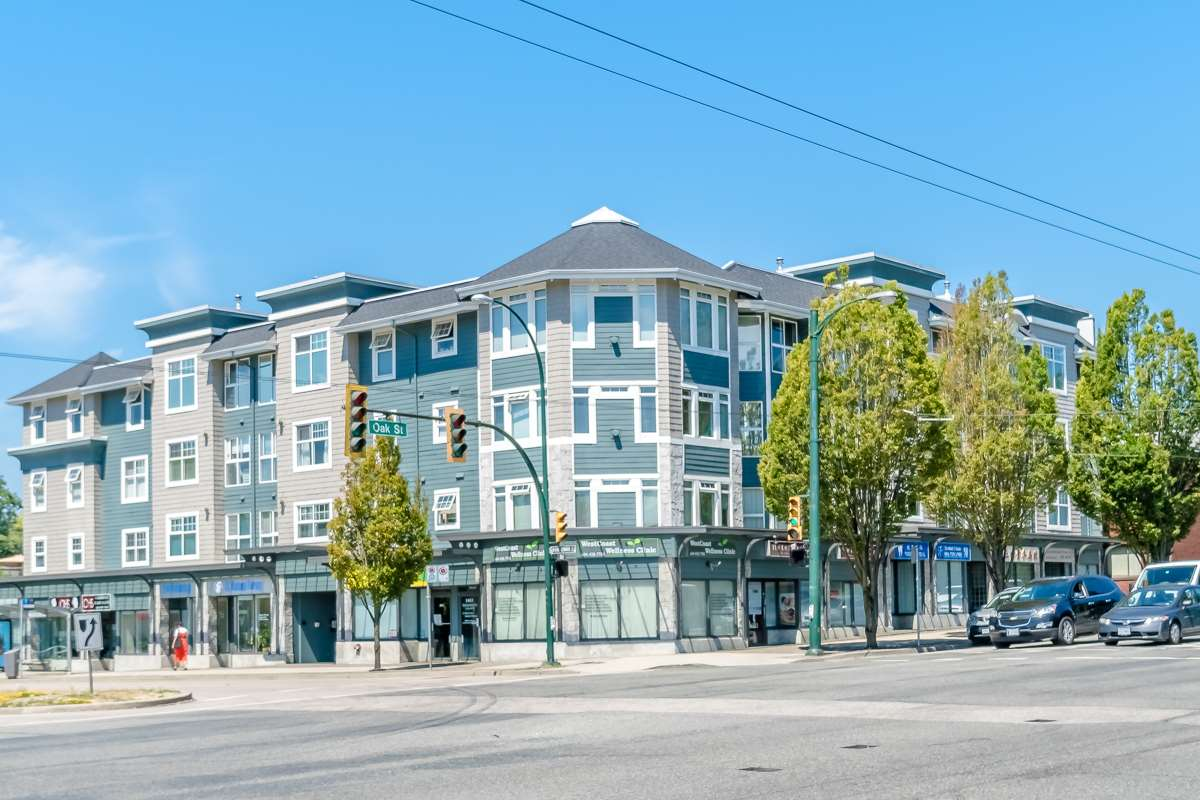 401 1011 W KING EDWARD AVENUE - Shaughnessy - Vancouver