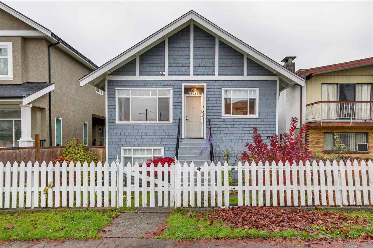 2281 E 34TH AVENUE, Vancouver
