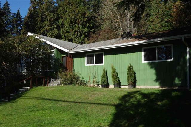 4646 COVE CLIFF ROAD - Deep Cove - North Vancouver