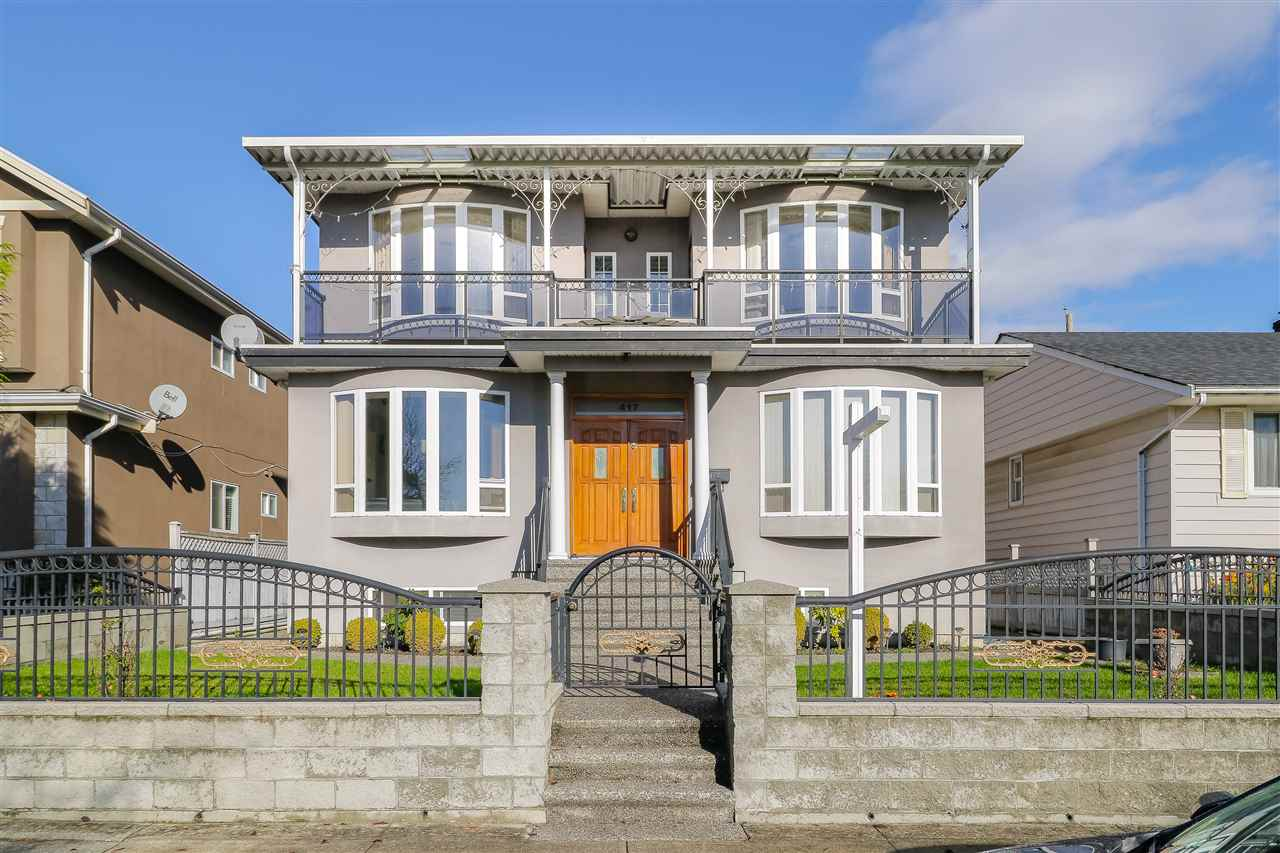 417 E 61ST AVENUE, Vancouver