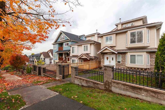 3695 PANDORA STREET - Hastings East - Vancouver