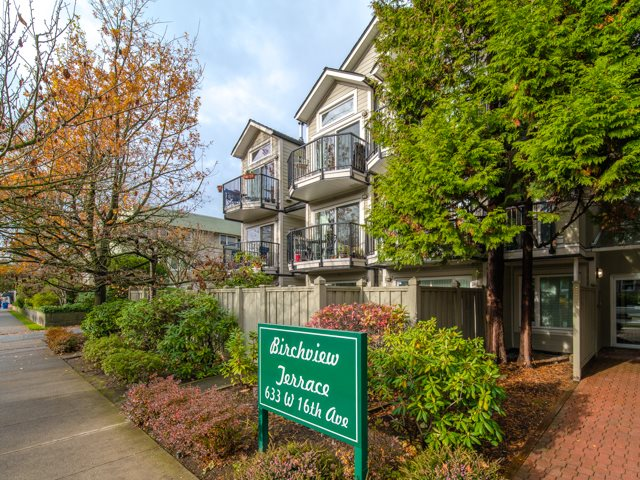 105 633 W 16TH AVENUE - Fairview - Vancouver