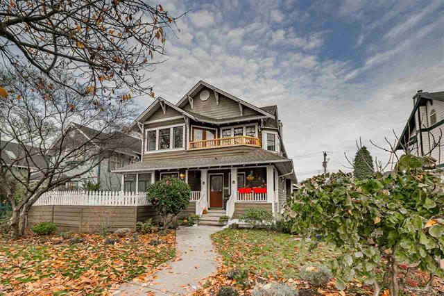 163 W 15TH AVENUE - Mount Pleasant - Vancouver