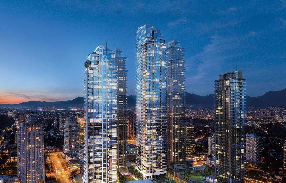 1703 4670 ASSEMBLY WAY, Burnaby