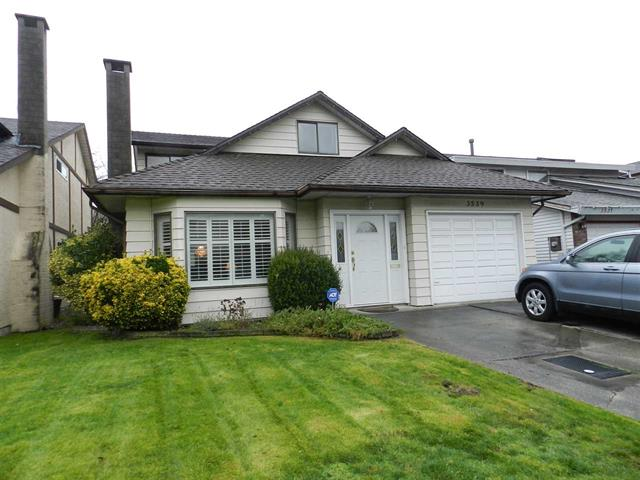 3539 BEARCROFT DRIVE - East Cambie - Richmond