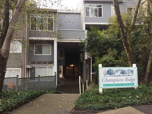 8011 CHAMPLAIN CRESCENT - Champlain Heights - Vancouver
