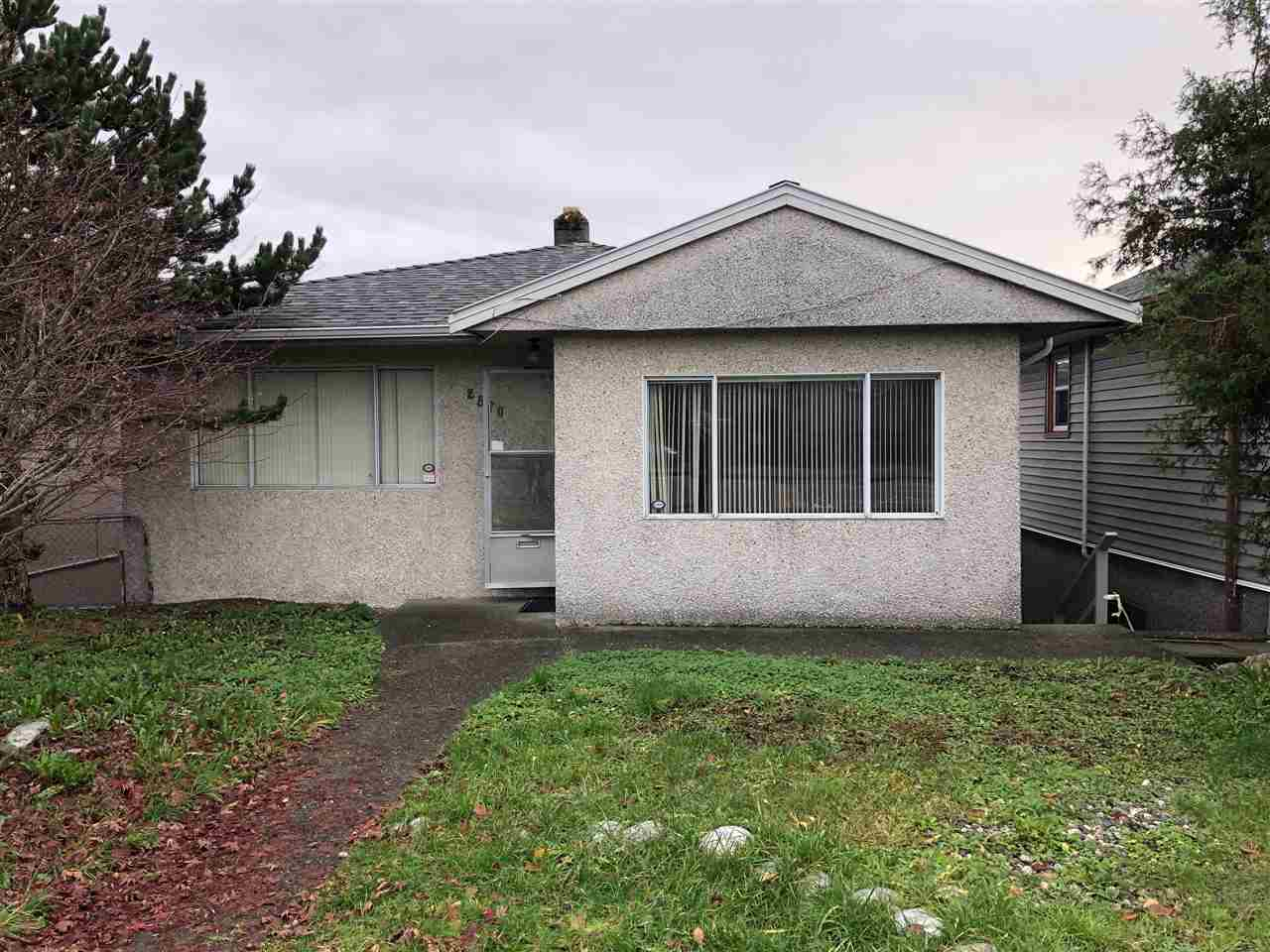 2870 E Broadway Avenue Vancouver Bc V5m 1z1 Vancouver Real
