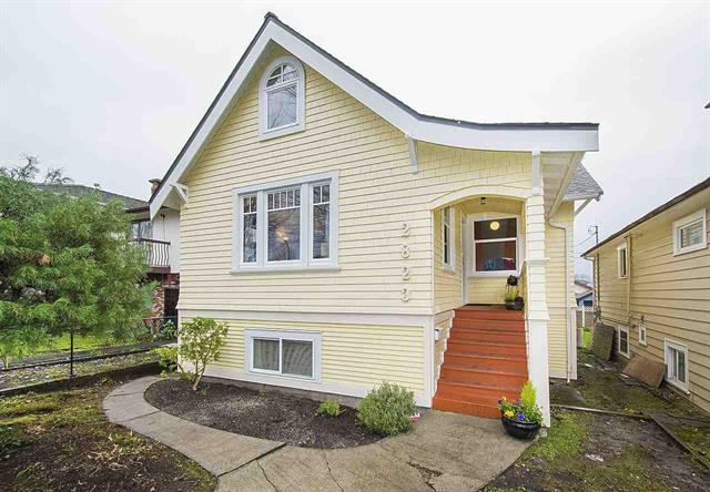 2823 TRIUMPH STREET - Hastings East - Vancouver