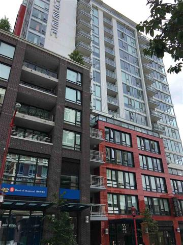 801 188 KEEFER STREET - Downtown - Vancouver