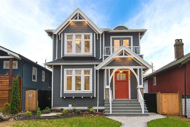 2474 ETON STREET - Hastings East - Vancouver